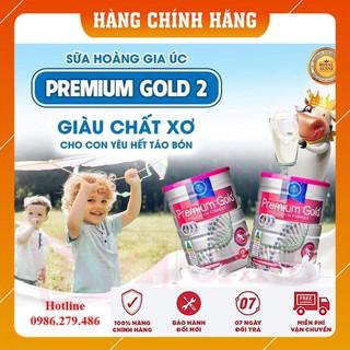 [HÀNG CHÍNH HÃNG ] SỮA HOÀNG GIA ÚC PREMIUM GOLD 2 LOẠI 900G