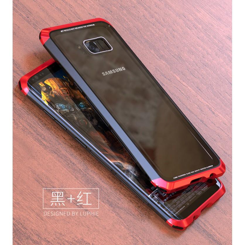 Samsung Galaxy S8 / S8 PLUS - Ốp Viền Kim Loại Luphie Cao Cấp - 2464192 , 465240080 , 322_465240080 , 330000 , Samsung-Galaxy-S8--S8-PLUS-Op-Vien-Kim-Loai-Luphie-Cao-Cap-322_465240080 , shopee.vn , Samsung Galaxy S8 / S8 PLUS - Ốp Viền Kim Loại Luphie Cao Cấp