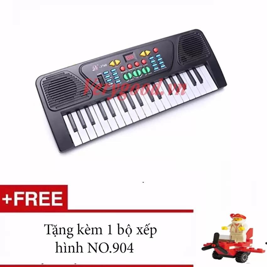 Đàn Organ Có Micro + Tặng kèm 1 Bộ ghép hình No.904 - 2862896 , 121588700 , 322_121588700 , 136000 , Dan-Organ-Co-Micro-Tang-kem-1-Bo-ghep-hinh-No.904-322_121588700 , shopee.vn , Đàn Organ Có Micro + Tặng kèm 1 Bộ ghép hình No.904