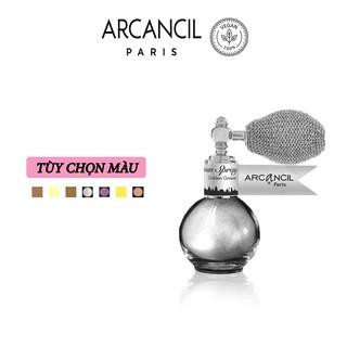 Xịt nhũ kim tuyến Arcancil Parisian Spray Shimmering powder Face, Cleavage and hair 3.5g thumbnail