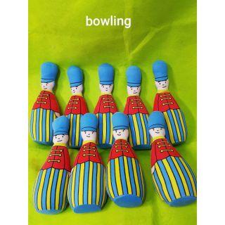 Đồ chơi set 9 bowling