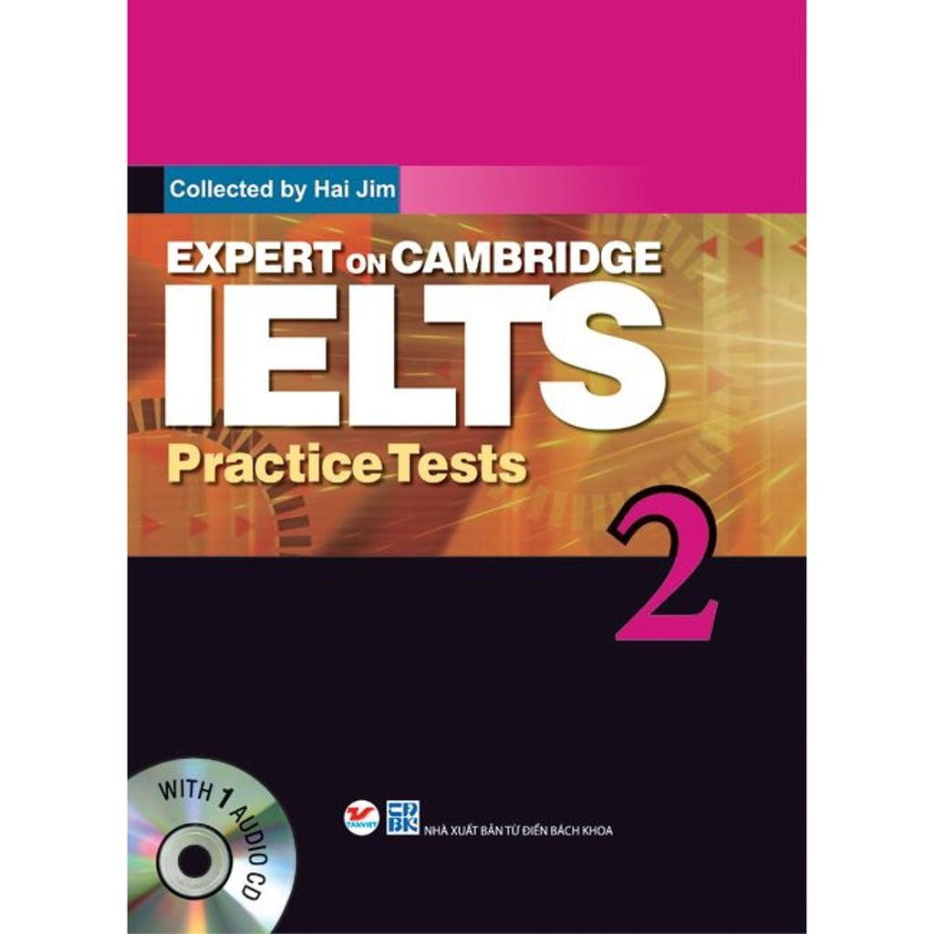 Sách - Expert On Cambridge IELTS Practice Tests 2 (Kèm CD) - 22174680 , 2283291425 , 322_2283291425 , 97000 , Sach-Expert-On-Cambridge-IELTS-Practice-Tests-2-Kem-CD-322_2283291425 , shopee.vn , Sách - Expert On Cambridge IELTS Practice Tests 2 (Kèm CD)