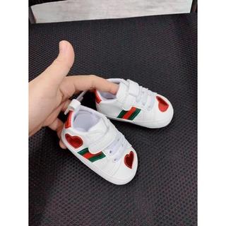 Giày TẬP ĐI siêu nhẹ cao cấp cho bé 3-12M