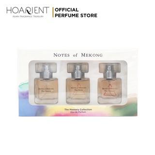 Bộ sưu tập nước hoa Note of Mekong 30mlx3 thumbnail