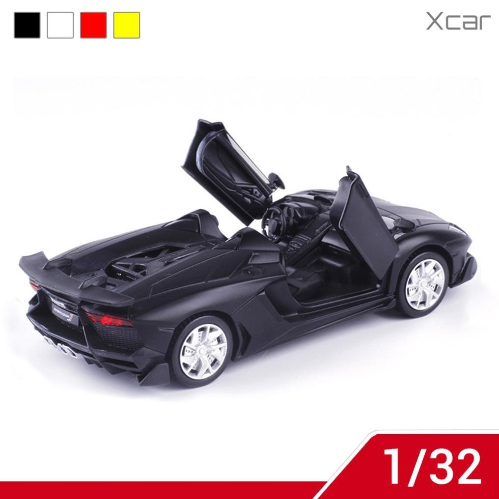 Ô tô đồ chơi Lamborghini Aventador J ❤️ Tỉ Lệ 1:32 ❤️ Xe Mô Hình Cao Cấp Bằng Hợp Kim