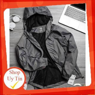 [Hàng Shop] Áo Gió Nam 2 Lớp, Vải Gió Mềm Mịn, Chống Nước Cực Tốt, Hàng Xuất Khẩu G-3 -Hàng nhập khẩu