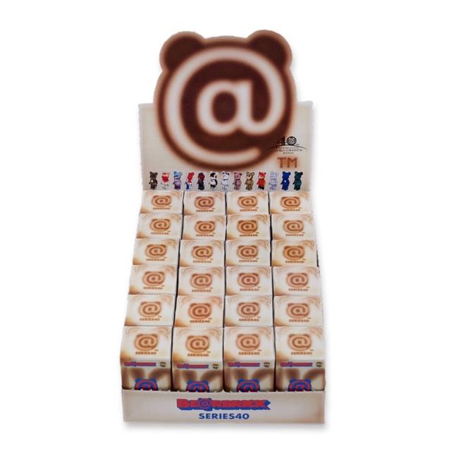 Bearbrick series 40 (full pack 24) - Hàng chính hãng Medicom Toy Nhật Bản
