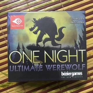 Board game ma sói one night