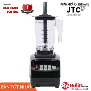 Máy xay sinh tố công nghiệp Omniblend v TM800A - CAM KẾT CHÍNH HÃNG JTC Đài Loan