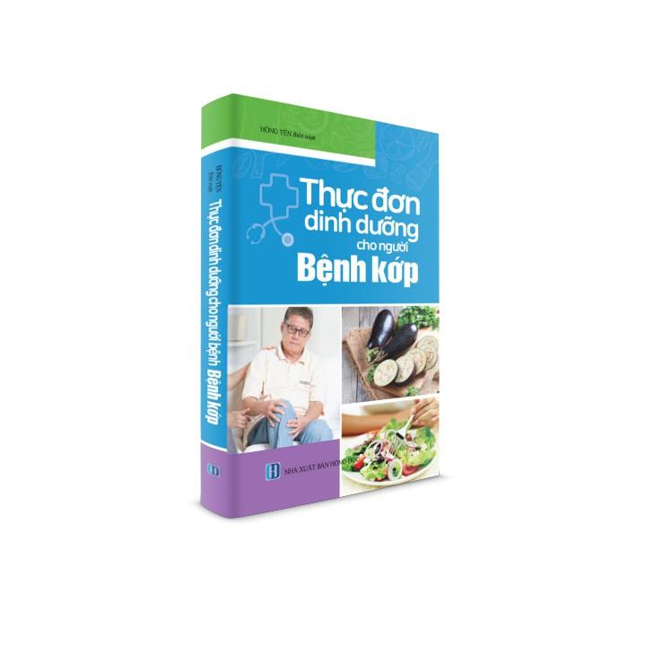 Sách Thực đơn dinh dưỡng cho người bệnh Khớp