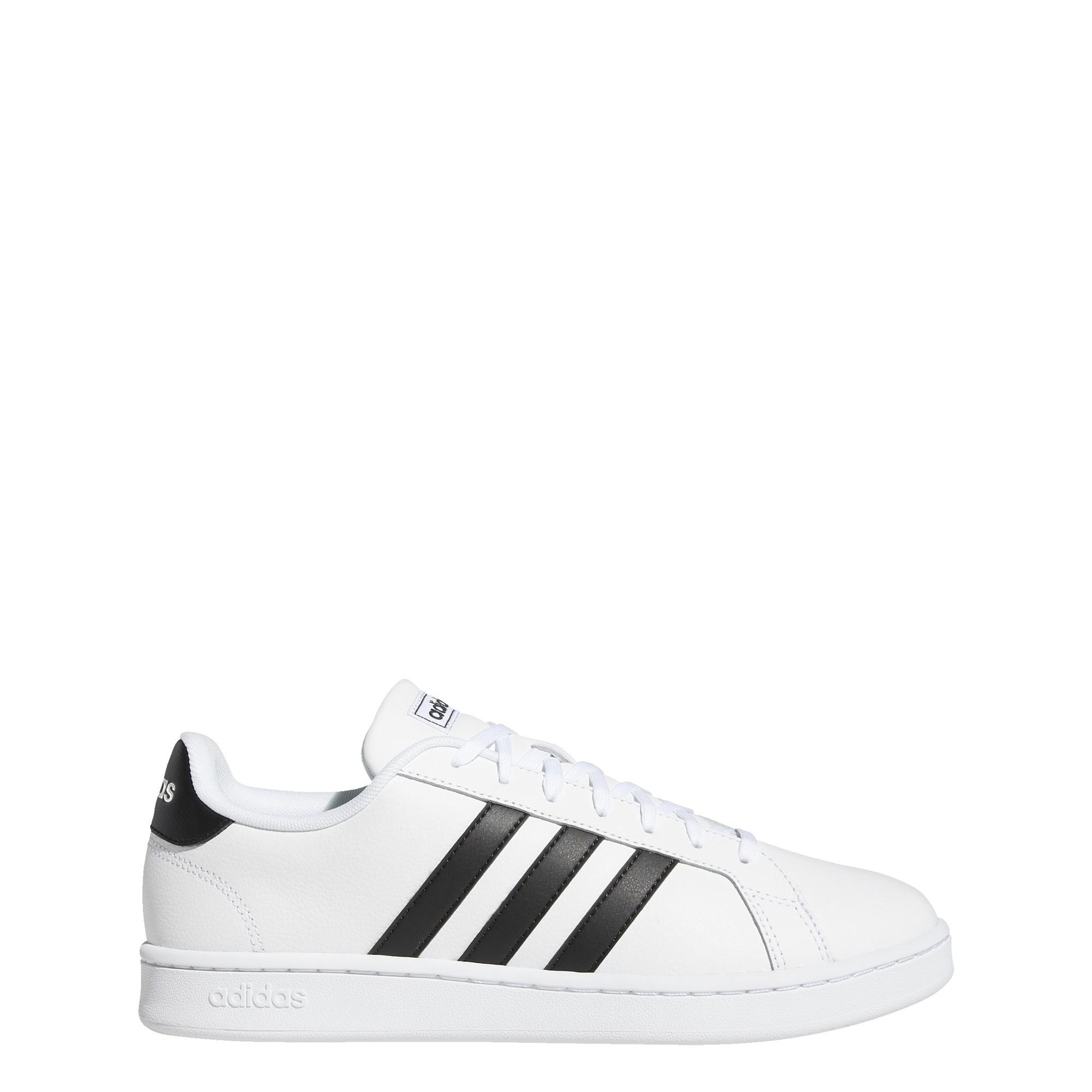 Giày adidas TENNIS Grand Court Nam Màu trắng F36392