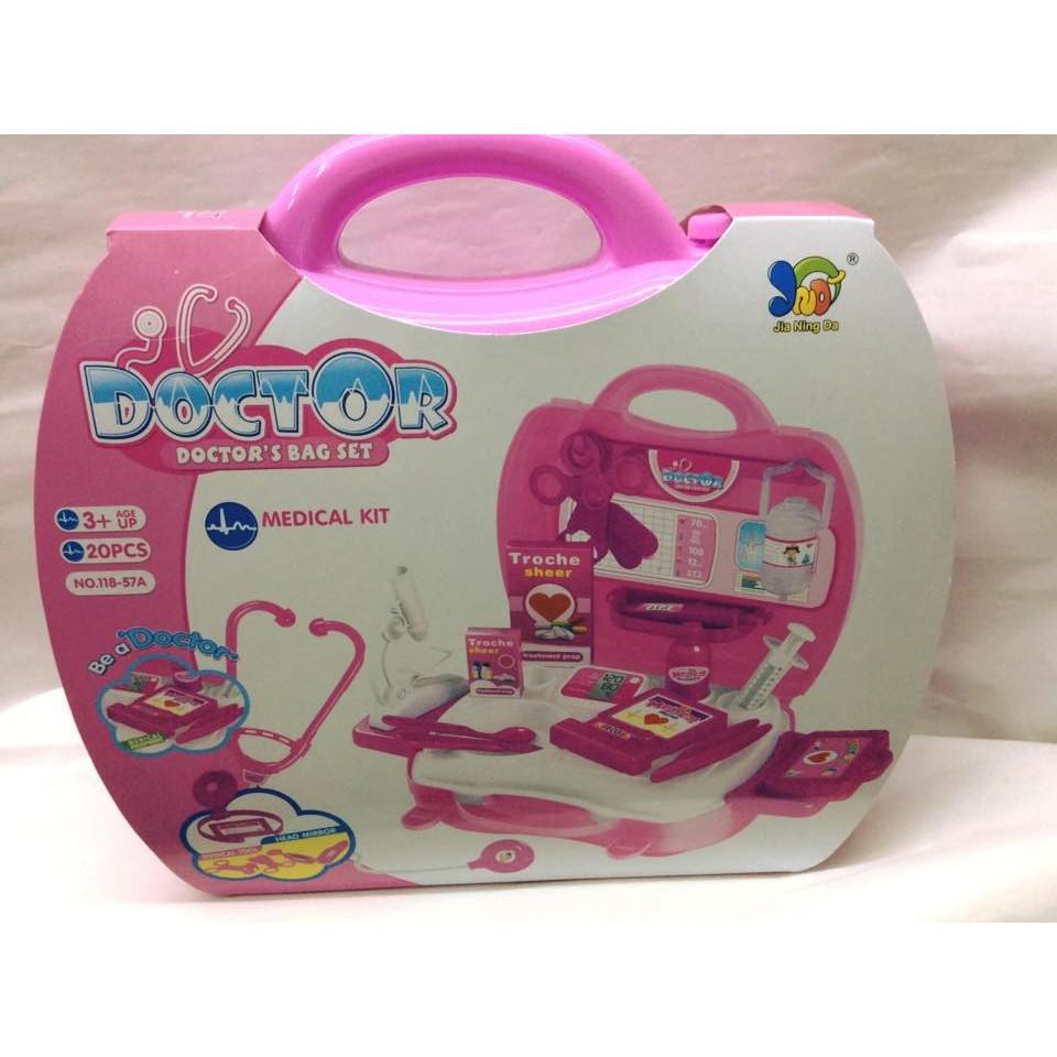 Bộ đồ chơi vali bác sỹ - Doctor's Bag Set