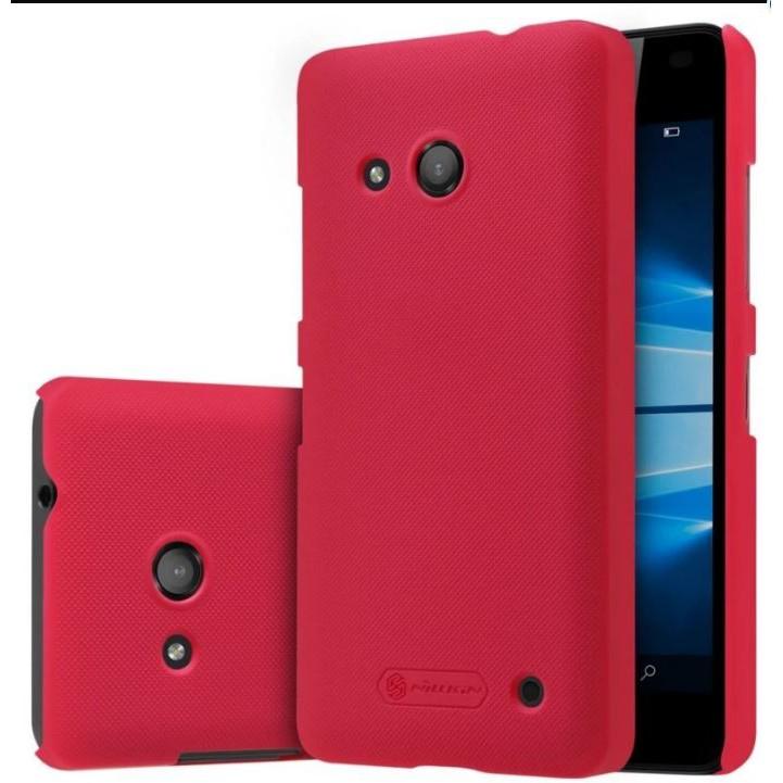 Ốp lưng Nillkin cho Microsoft Lumia 650 (Đỏ)