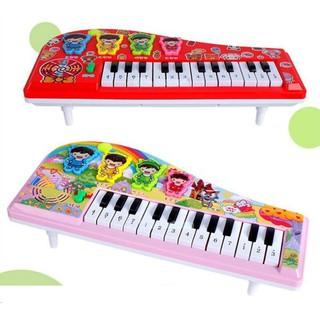 Đàn Piano 14 phím hình nhân vật ngộ nghĩnh