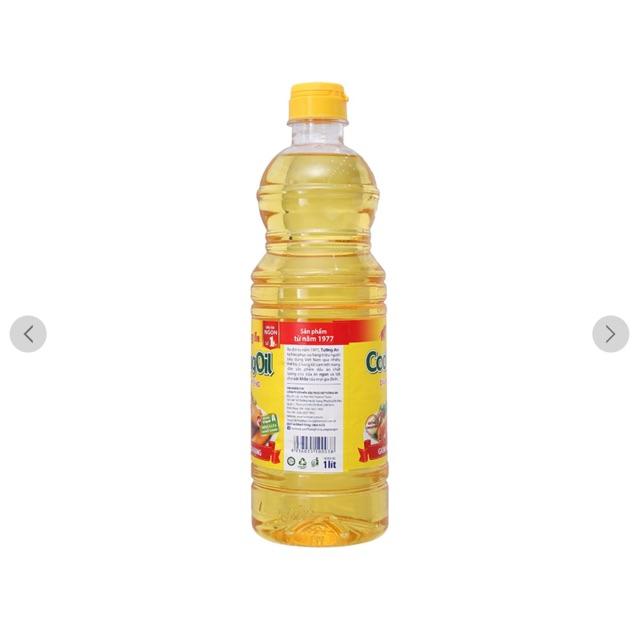Dầu Ăn Tường An Cooking Oil 1L (1 Lít)