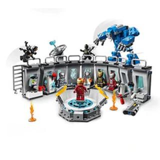 Bộ mô hình phòng nghiên cứu của ironman SY 07121