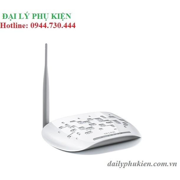 Bộ modem + wifi Tp Link TD W8151N