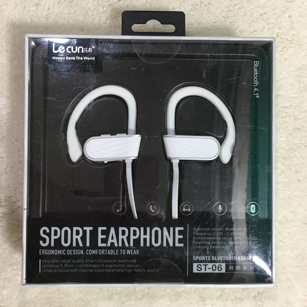 Tai nghe Bluetooth Lecun ST06