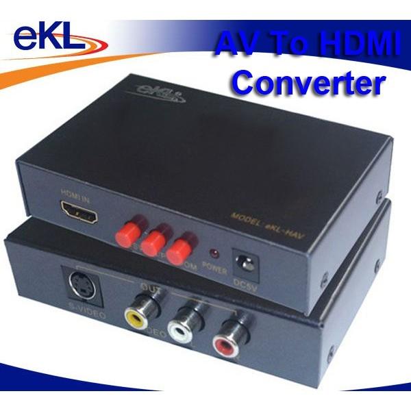 Bộ chuyển đổi AV sang HDMI EKL