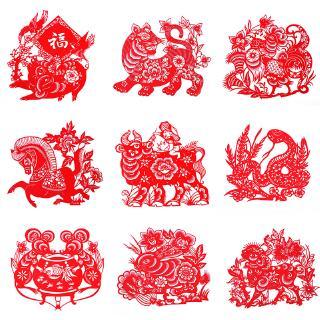 Khuôn Cắt Giấy Làm Từ Kim Loại Tạo Hình Phong Cách Trung Hoa Trang Trí Scrapbook