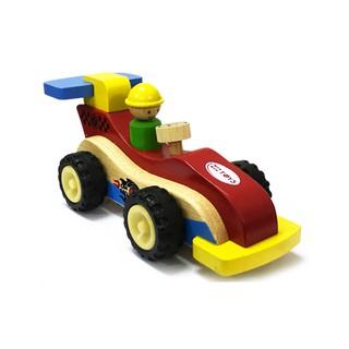 Đồ chơi gỗ Winwintoys : Xe đua địa hình