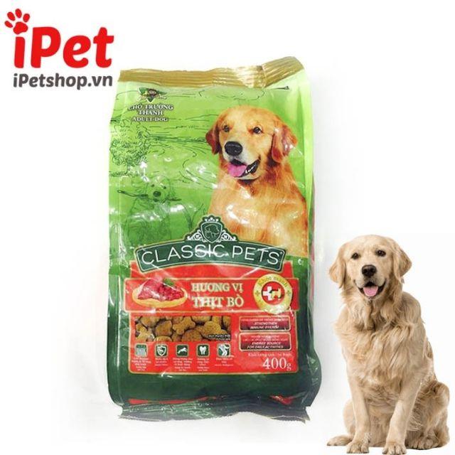 [ FREESHIP99K] Thức ăn cho chó lớn CLASSIC PETS ADULT
