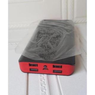 [NEW] Pin Dự Phòng 20000mah 4 cổng USB Có Đèn led Siêu Đẹp