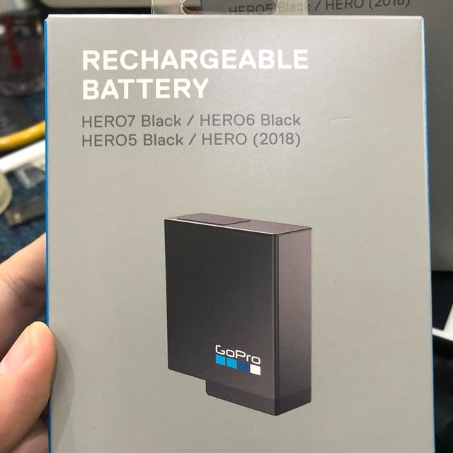 Pin Gopro Hero 5 Black - 6 Black - Hero (2018) - Hero 7 Black chính hãng FPT nguyên seal
