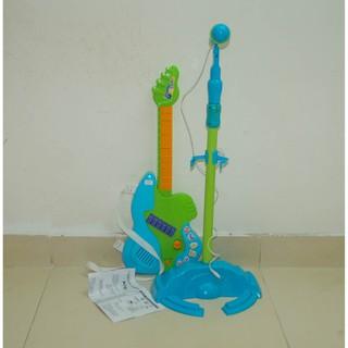 99% Bộ đàn Guitar và Micro