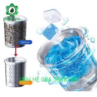Viên tẩy lồng máy giặt – Tổng kho kim khí điện nước (Set 2 viên)