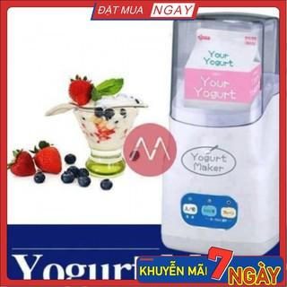 [Hàng Loại 1] Máy Làm Sữa Chua 💖FREESHIP💖 Máy Sữa Chua Tự Động YOGURT MAKER