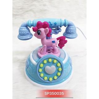 Đồ Chơi Điện thoại cổ bàn quý tộc 6M + 1 con Pony 2210 – SP350035