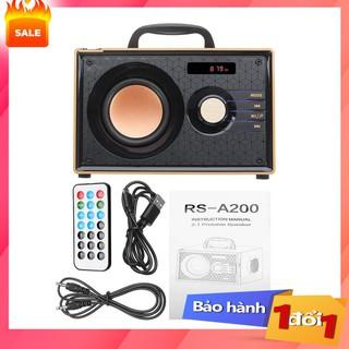 ✔️ Loa nghe nhạc,Loa Bluetooth RS A200