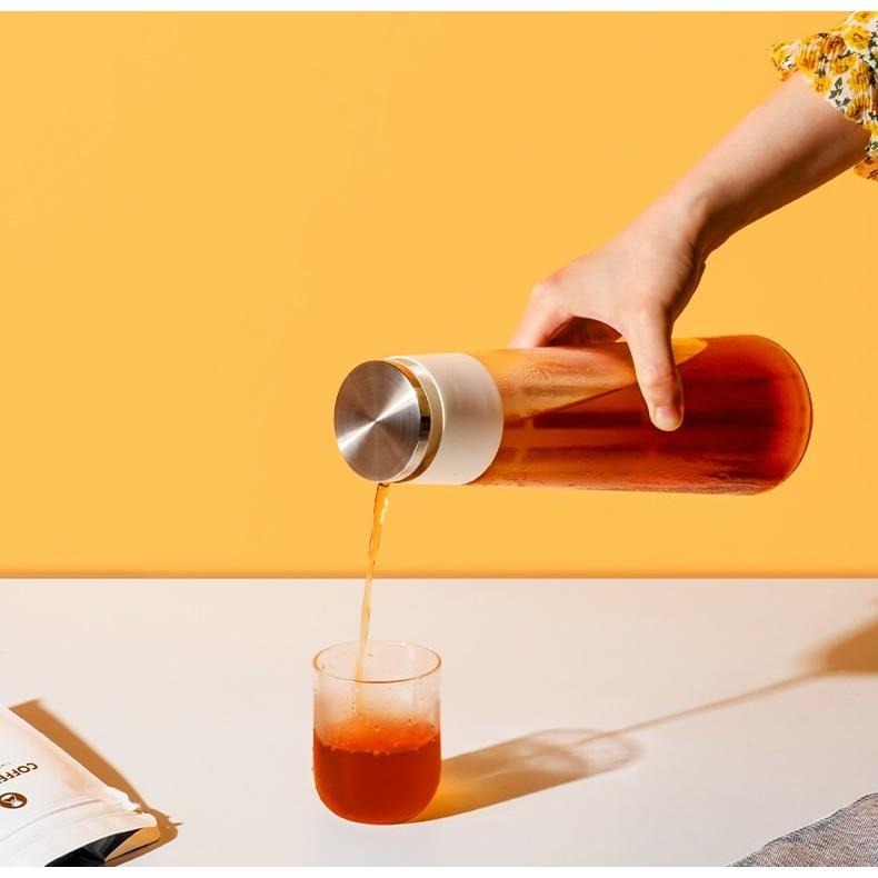 Chính Hãng] Bình Ngâm Ủ Cà Phê Lạnh (Cold Brew) Timemore giá cạnh tranh
