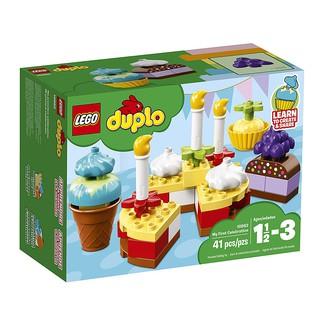 LEGO DUPLO 10862 _Bữa Tiệc Sinh Nhật Đầu Tiên (41 Chi Tiết)