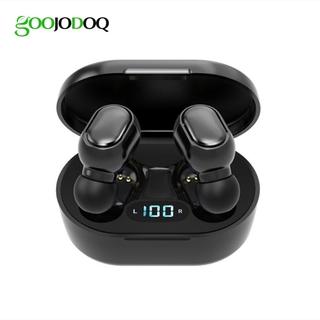 Tai Nghe Nhét Tai Không Dây Goojodoq TWS Bluetooth 5.0 Tích Hợp Micro Âm Thanh Nổi Cho Xiaomi Redmi