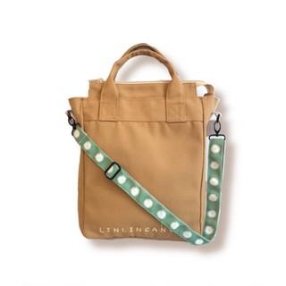 LINLINCANVAS - túi hộp A4. Max box 10 màu - shop sẽ gữi dây để chọn khi mua hàng