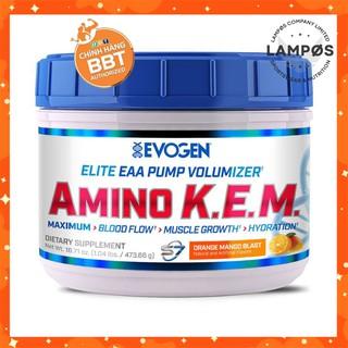 """Evogen AMINO KEM EAA, Intra-Workout Tăng Năng Lượng, Pump Cơ Tối Đa """"V.I.P"""" (30 Lần dùng)"""