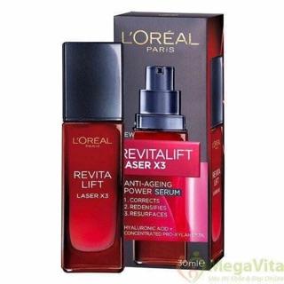 Serum loreal Rivitalift laser X3 thumbnail