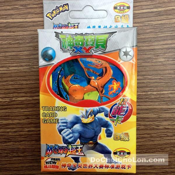 Hộp 20 bộ bài Pokemon (32 lá/bộ)