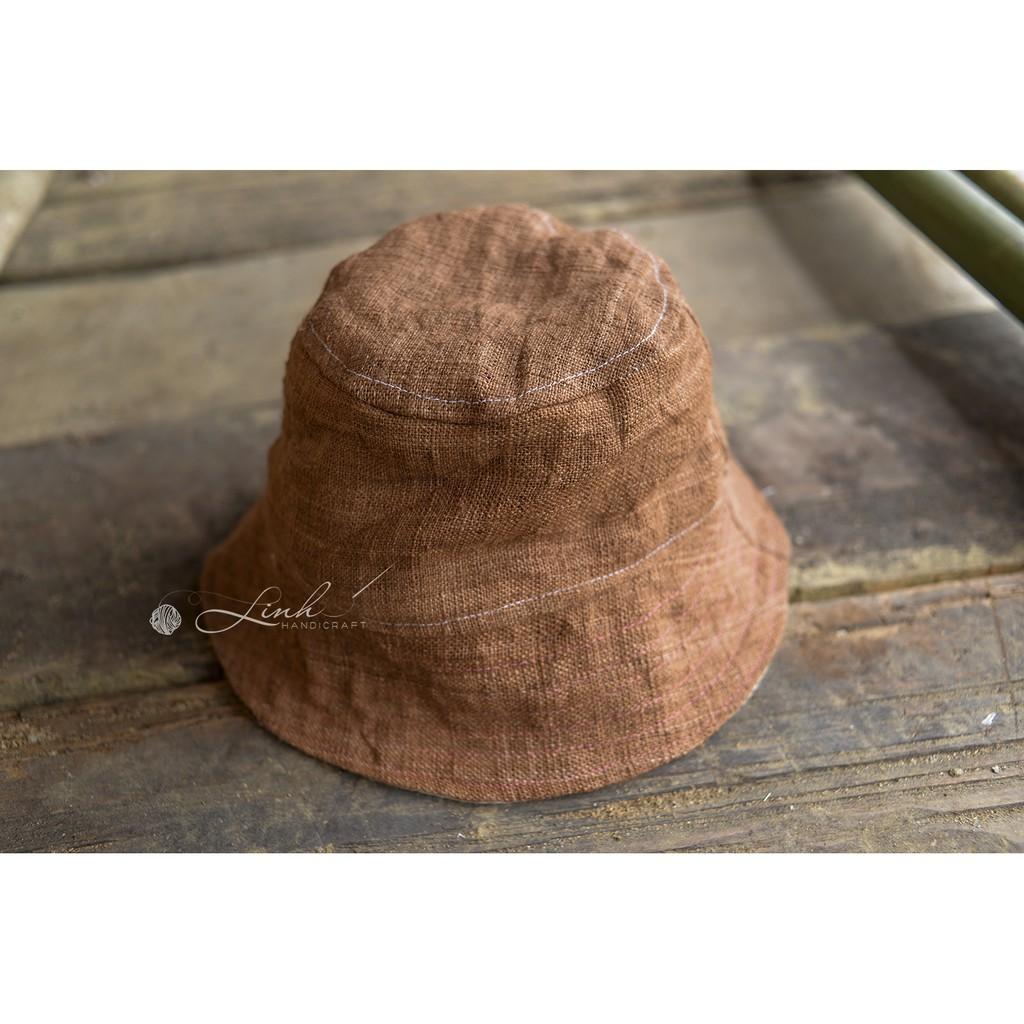 mũ thương hiệu Linh Handicraft cho nam hoặc nữ M103