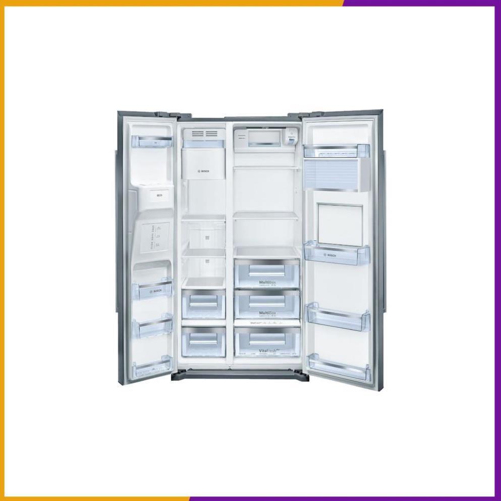 Tủ Lạnh Side By Side Bosch KAG90AI20G - Seri 6 cam kết chính hãng ( BẢO  HÀNH 36 THÁNG ) giá cạnh tranh