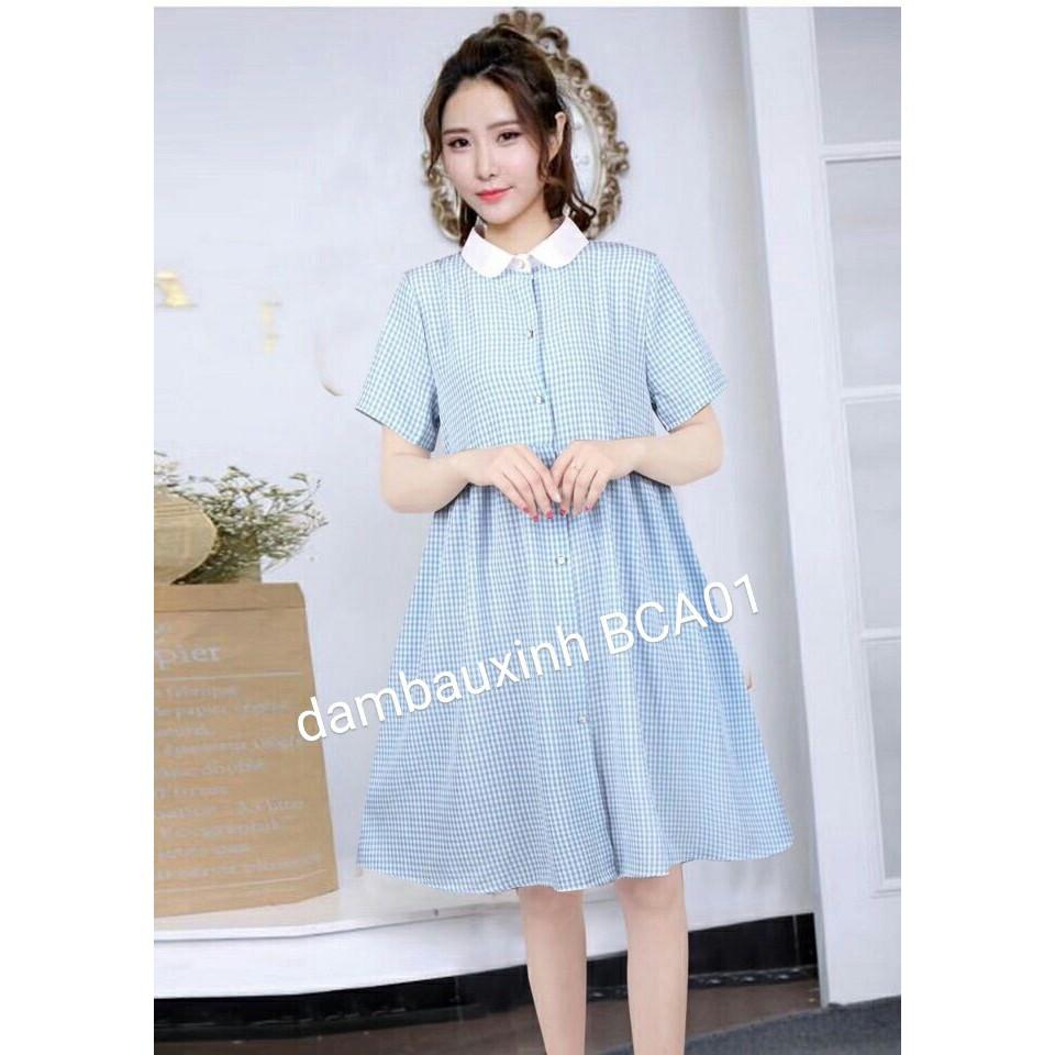 Đầm bầu thời trang KA365