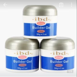 Gel đắp móng IBD