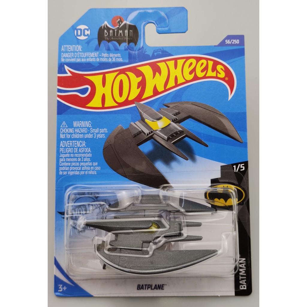 Xe mô hình Hot Wheels Batplane GHD94