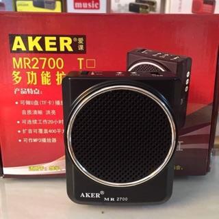 [Chính Hãng]Máy trợ giảng AKER MR2700 BH 6 tháng đổi mới