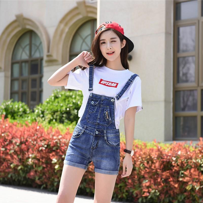 Quần yếm nữ short jeans dày dặn trẻ trung năng động Hàn Quốc - 15260790 , 1190040079 , 322_1190040079 , 310000 , Quan-yem-nu-short-jeans-day-dan-tre-trung-nang-dong-Han-Quoc-322_1190040079 , shopee.vn , Quần yếm nữ short jeans dày dặn trẻ trung năng động Hàn Quốc
