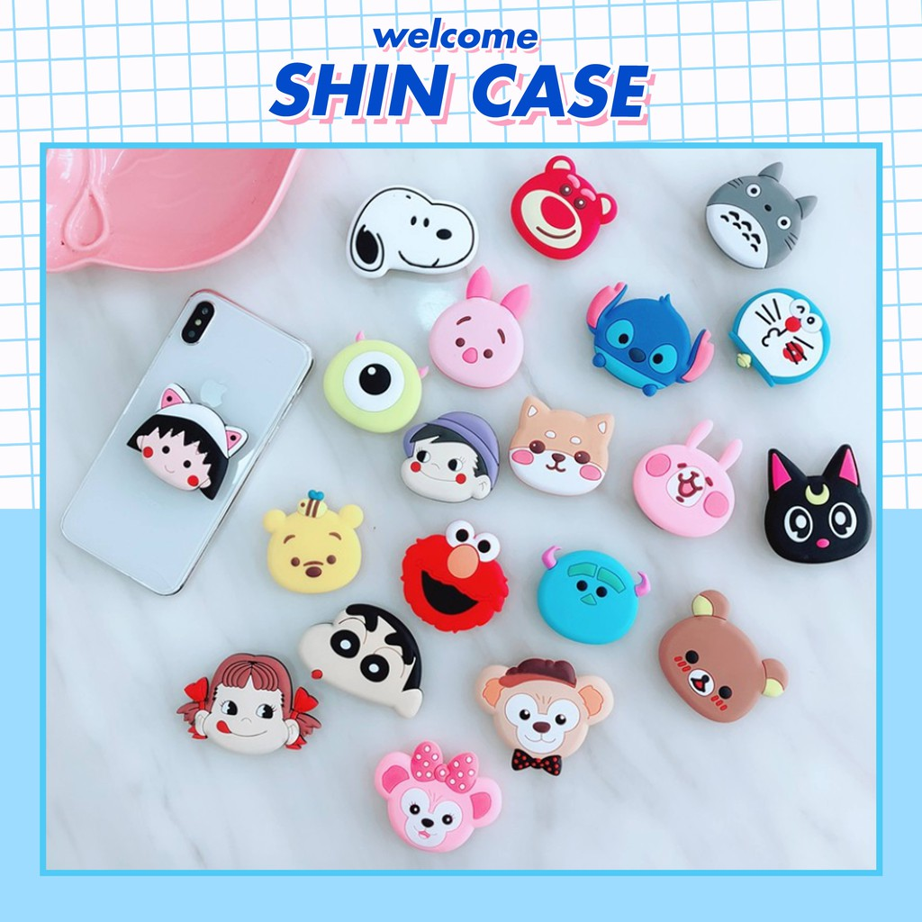 Giá Đỡ Chống Lưng Cho Phụ Kiện Tai Nghe Bluetooth Airpods i12  Iphone Pin Dự Phòng – Shin Case