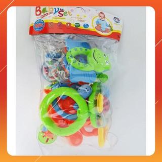 [KAS] Bộ đồ chơi xúc xắc 8 món cho bé Giảm giá