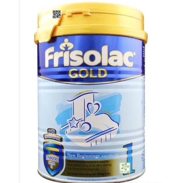 Sữa Bột Frisolac Gold 2 lon